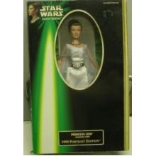 Star Wars Episode Iv Princess Leia Collector Doll