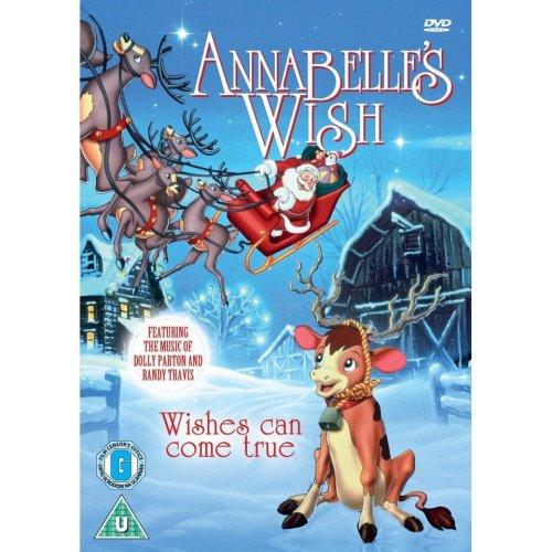 Annabelles Wish DVD [2015]