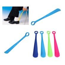 28cm Shoe Horn Easy Reach Plastic Flexible Handle Shoehorn Remover Aid Slip
