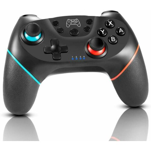 Wireless Bluetooth Controller for PC & Nintendo Switch