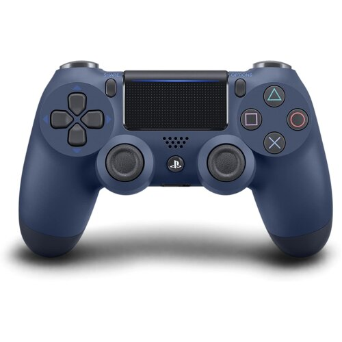 Sony DualShock 4 Controller   Official PlayStation PS4 Controller - Midnight Blue