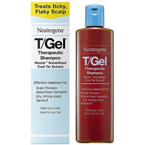 Neutrogena T/Gel Therapeutic Shampoo Treatment Scalp Psoriasis- 250 ml