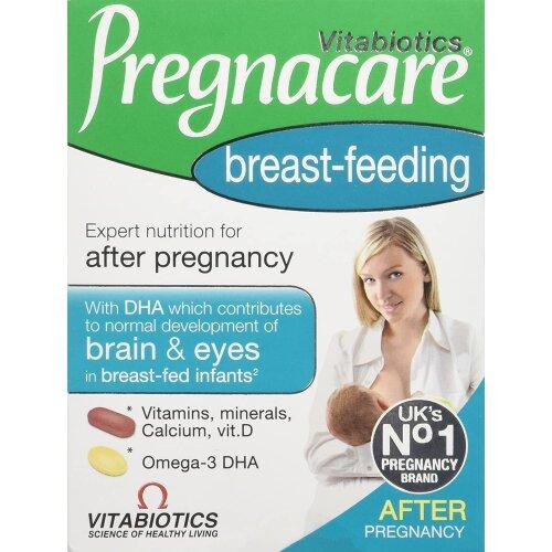 Pregnacare Vitabiotics Breast-Feeding, 84 Tablets