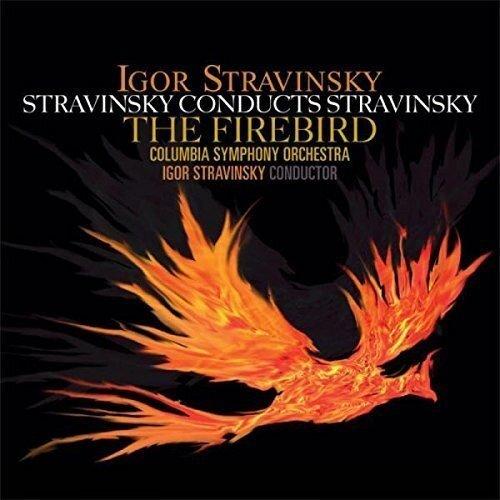 Igor Stravinsky Columbia Symphony Orchestra - The Firebird Ballet [VINYL]