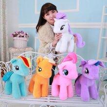 25cm My Little Pony Large Stuffed Plush Soft Teddy Doll Toys Kids Gifts
