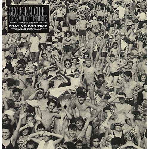 George Michael - Listen Without Prejudice | Deluxe Edition CD & DVD Set