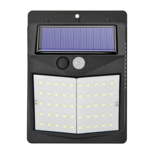 (1 Piece Pack) 50 LED Solar Powered Outdoor Light
