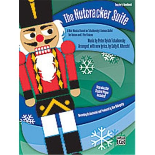 Alfred 00-27273 The Nutcracker Suite - Music Book