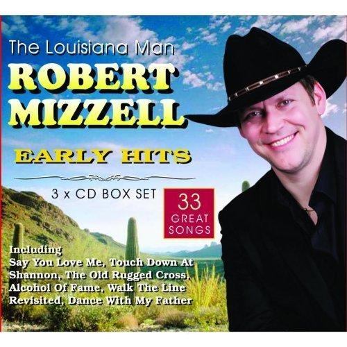 Robert Mizzell - Early Hits [CD]