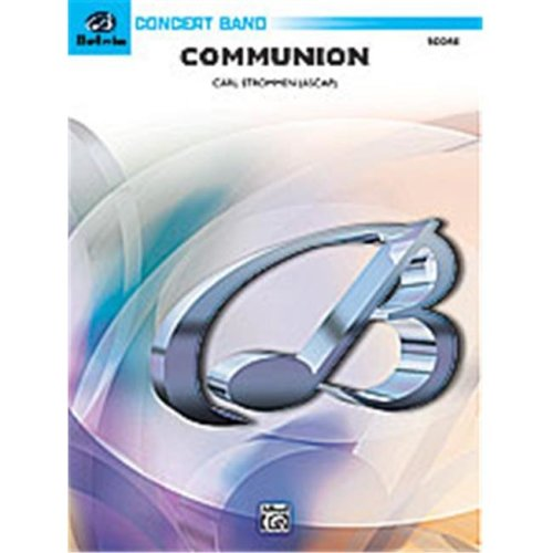 Alfred 00-29612 COMMUNION-BCB3