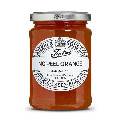 Tiptree No Peel Orange Marmalade - 6x454g