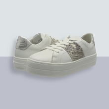 MARCO TOZZI Women's Low-Top Sneakers 6 UK