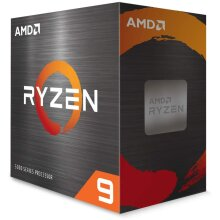 AMD Ryzen 9 5900X Processor (12C/24T, 70MB Cache, up to 4.8 GHz Max Boost)