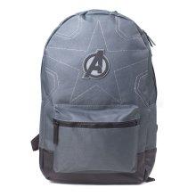 MARVEL COMICS Avengers Infinity War Stitching Backpack, Grey (BP206557AVG)
