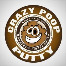 Norbert's Fidget Putty - Crazy Poop Putty