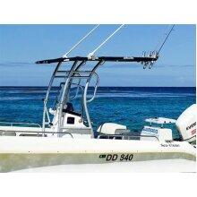 Boat t top bimini top plus free Fishing Rod Rocket Launcher