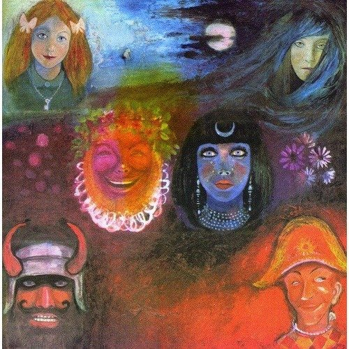 King Crimson - in the Wake of Poseidon - 30th Anniversary Edition [CD]