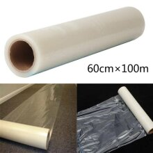 100M Carpet Floor Protector Self Adhesive Clear Roll Protector Cover