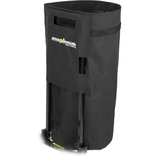 MultiCart Handle Bag with Rigid Bottom for R2 Multi-Cart (Black)