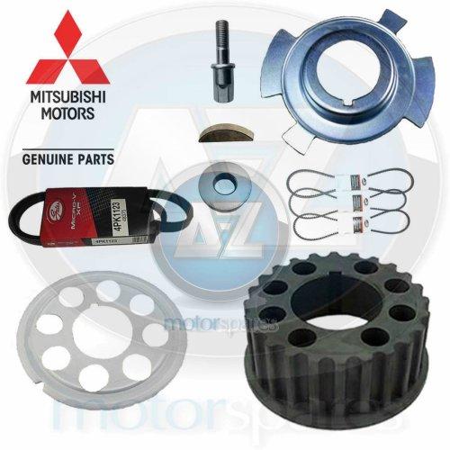 Petrol Power Steering Drive Fan Belt Genuin BMW 3 series 3.0 i 24V Alternator