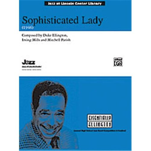 Alfred 00-26849 SOPHISTICATED LADY-JLC BAND-CD