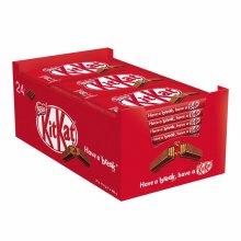 24pk KitKat 4 Finger Milk Chocolate Bars - 24 x 41.5g 30.09.2020