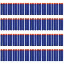 Koolbitz 100Pcs Nerf Compatible Foam Darts Premium Refill Bullets