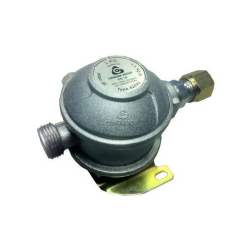 Caravan Regulator 30mbar Cold Water Outlet nozzle