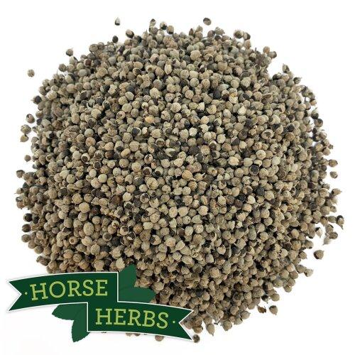 Horse Herbs Chaste Tree Berries 1kg - Agnus Castus, Supplement, Equine