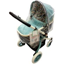 Raincover For Cosatto Ooba Carrycot (198)