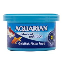 Aquarian Goldfish Flake Fish Food - 13 g