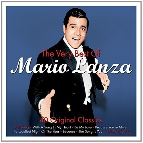 Mario Lanza - the Very Best of [CD]