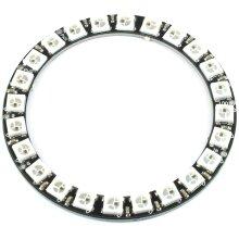 24 LED Ring WS2812 5050 RGB Module