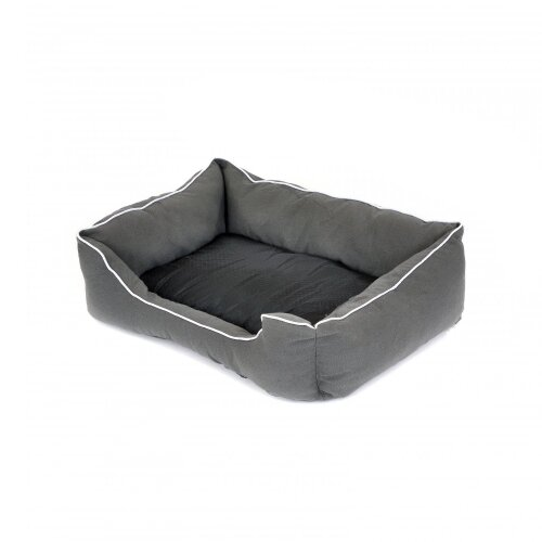 Oypla Deluxe Plush Soft Moisture Proof Small Sized Dog Bed - 50x37cm