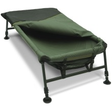 NGT Deluxe Euro Carp Cradle  XL- Adjustable Legs and Top Cover (304)