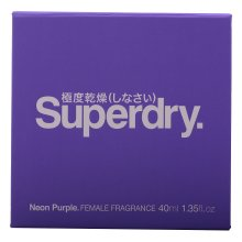 Superdry Neon Purple Eau de Cologne 25ml EDC Spray