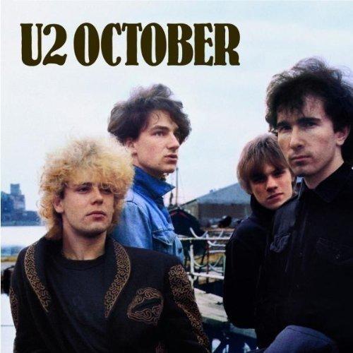 U2 - October - Remastered [CD]