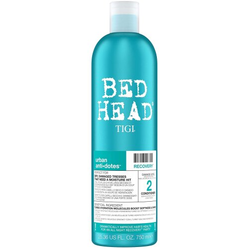 Bed Head Recovery Moisture Shampoo and Conditioner