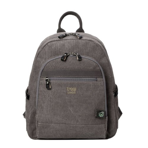 TRP0510 Troop London Classic Canvas Medium Backpack