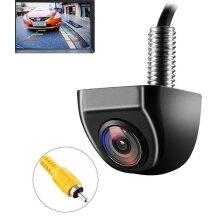 Reverse Universal HD Color Image Video Night Vision Wide Angle Waterproof Backup For Car Camera