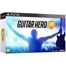 Guitar Hero PS3 - Guitar Hero Live with Guitar Controller (PS3)