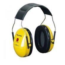 3M Headband Ear Muffs Noise Protection Defender Comfort Peltor Optime I 34690