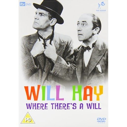 Will Hay - Where Theres A Will DVD [2009]