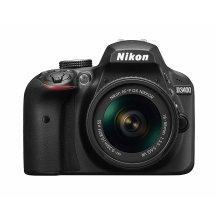 NIKON D3400 Black KIT AF-P 18-55mm F3.5-5.6G VR