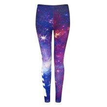 Star Wars Womens/Ladies Cosmic Leggings