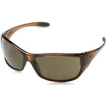BOLLE VOODOO SAFETY GLASSES BROWN