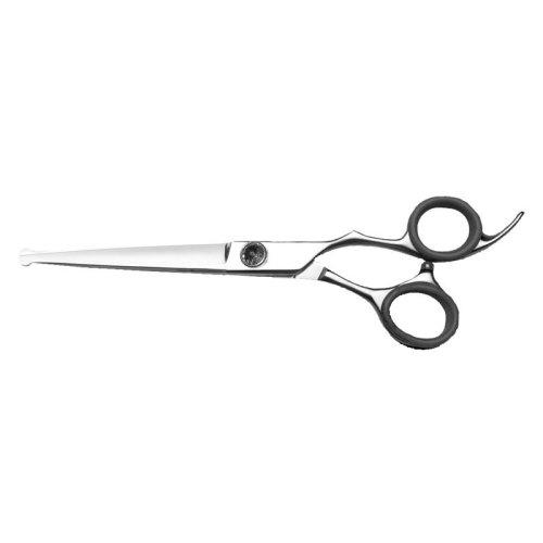 "Groom Professional Artesan Ball Tip Smooth Cutting Dog Grooming Scissors, 5.5"""