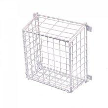 Oypla Medium Letterbox Door Post Mail Catcher Basket Cage Holder Guard
