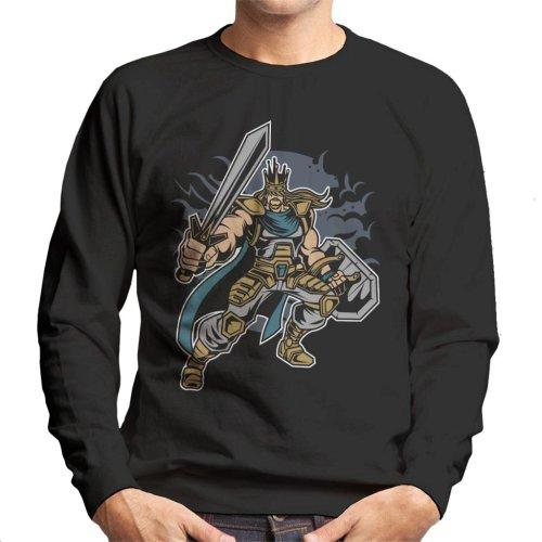King Of Battle Men's Sweatshirt