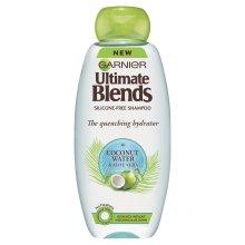 Garnier Ultimate Blends Coconut Water Dry Hair Shampoo, 360 ml, Pack of 6